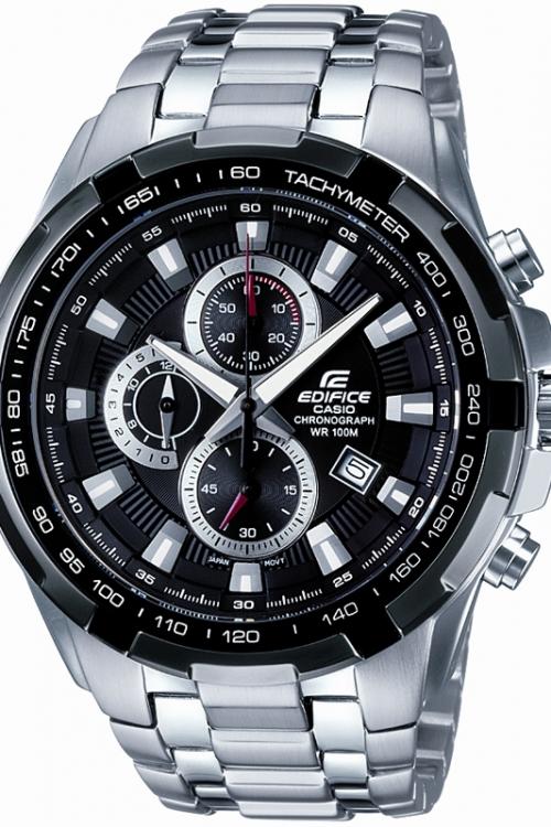 Mens Casio Edifice Chronograph Watch EF-539D-1AVEF