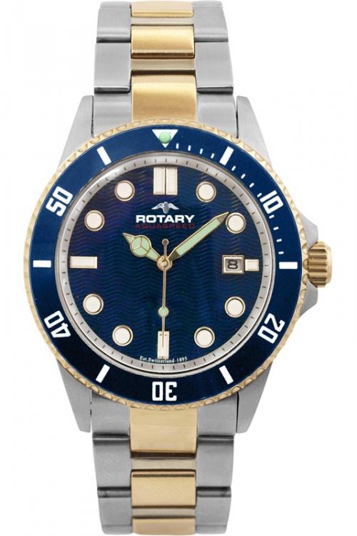 Mens Rotary Aquaspeed Watch AGB00027/W/05