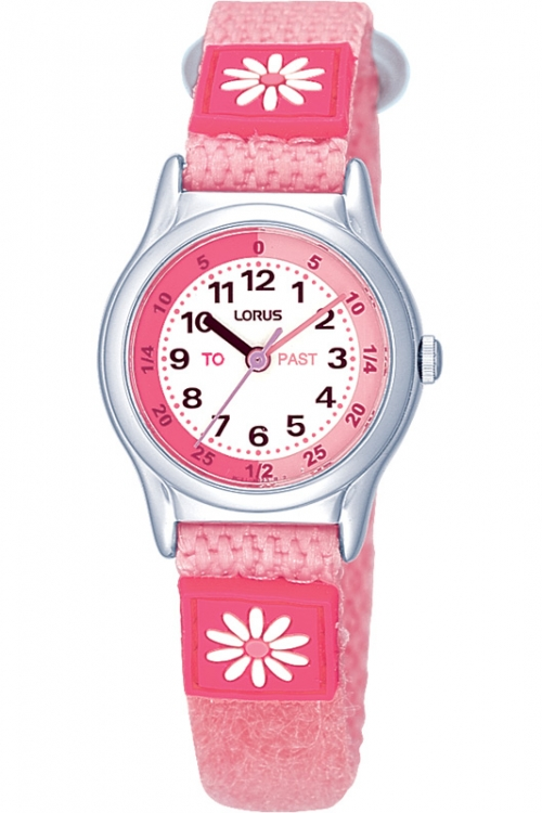 Childrens Lorus Time Tutor Watch RG249KX9