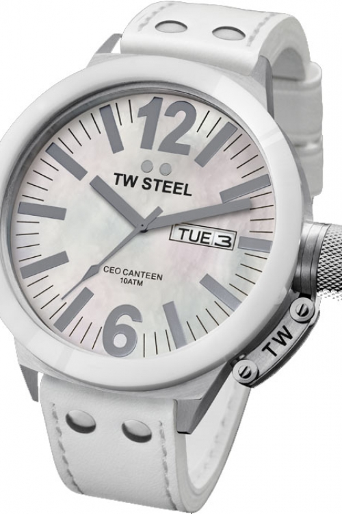 Ladies TW Steel CEO Ceramic 45mm Watch