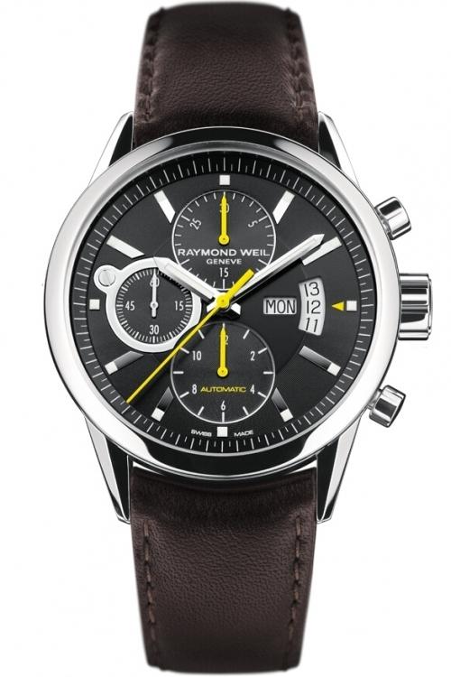 Mens Raymond Weil Freelancer Automatic Chronograph Watch 7730-STC-20101