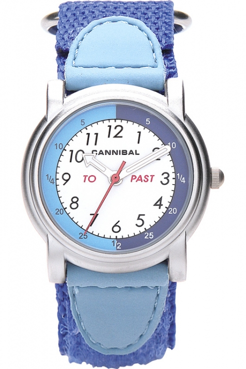 Childrens Cannibal Time Teacher Watch CT203-05