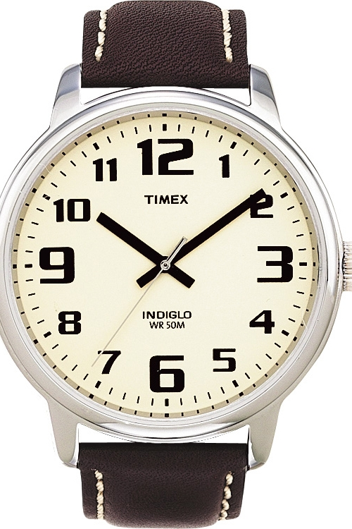 Mens Timex Indiglo Easy Reader Watch T28201