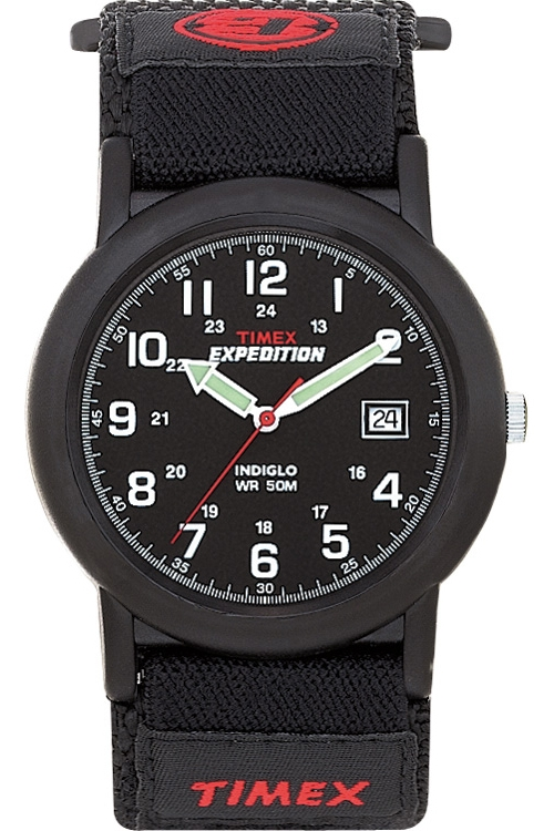 Mens Timex Indiglo Expedition Camper Watch T40011