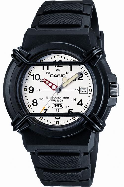 Mens Casio Heavy Duty Analogue Watch HDA-600B-7BVEF