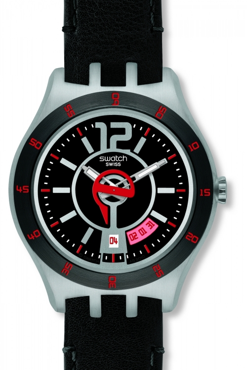 Mens Swatch In A Vibrant Mode Watch YTS402