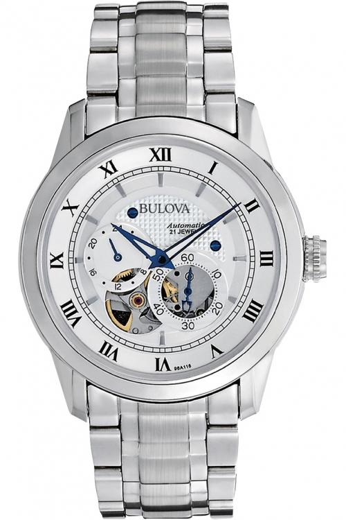 Mens Bulova BVA Automatic Watch 96A118