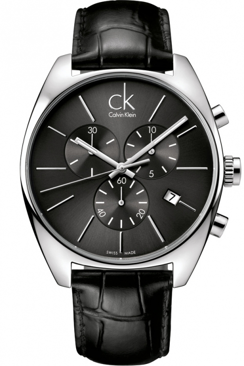 Mens Calvin Klein Exchange Chronograph Watch K2F27107
