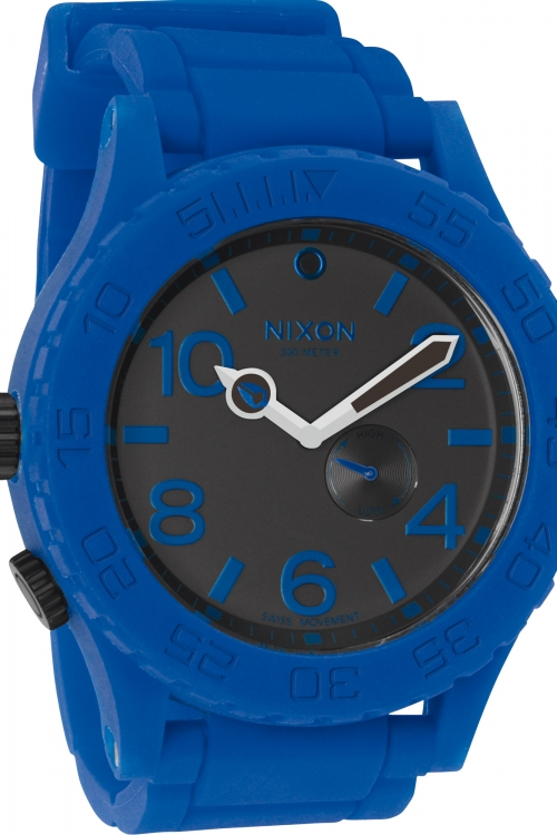 Mens Nixon The Rubber 51-30 Watch A236-1306