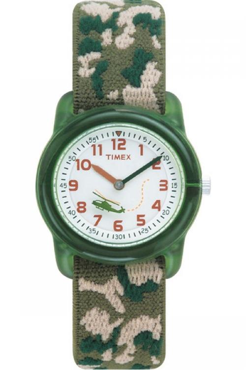 Childrens Timex Kidz Camouflage Watch T78141