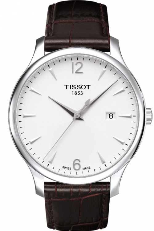 Mens Tissot Tradition Watch T0636101603700