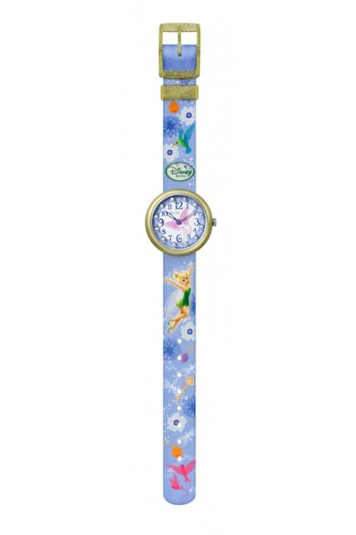Childrens Flik Flak Disney Fairies Tinkerbell Watch FLN043