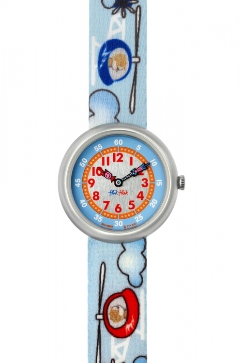 Childrens Flik Flak EXPLORE NATURE Watch FBN055F