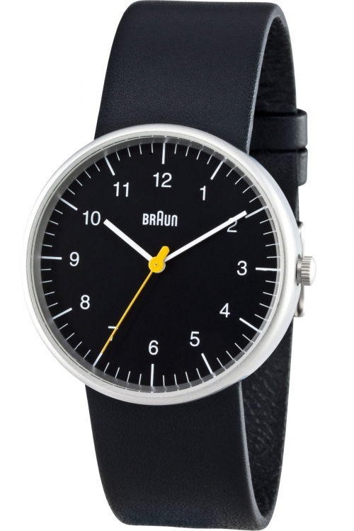 Mens Braun Watch BN0021BKBKG