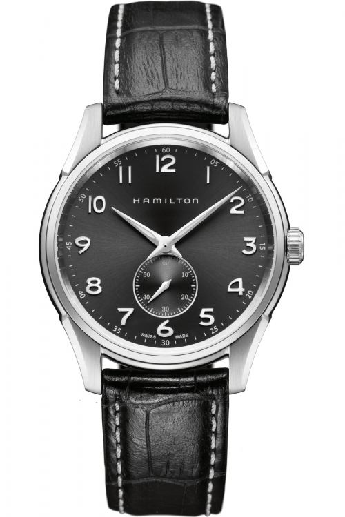 Mens Hamilton Jazzmaster Thinline 40mm Watch H38411783