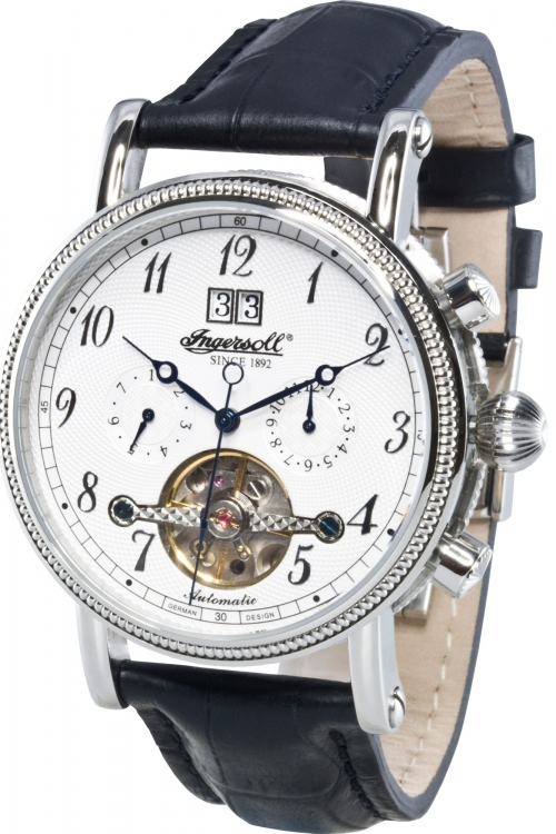 Mens Ingersoll Richmond Automatic Watch IN1800WH