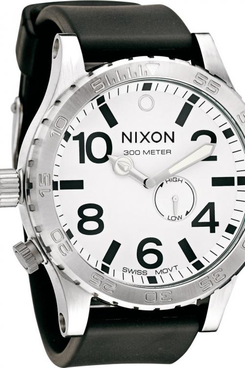 Mens Nixon The 51-30 PU Watch A058-1100