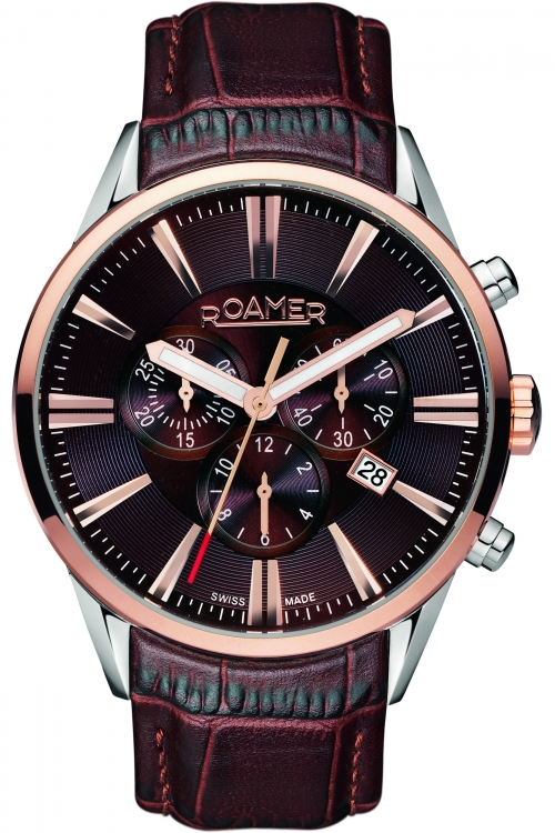 Mens Roamer Superior Chronograph Watch 5.09E+11