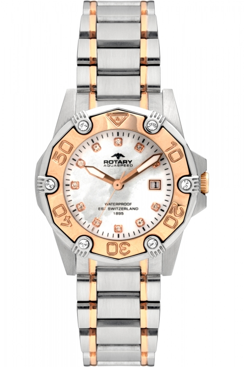 Ladies Rotary Aquaspeed Watch