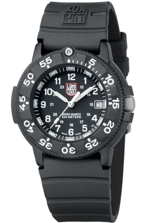 Mens Luminox Original Navy Seal 3000 Series Watch A3001