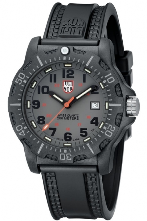 Mens Luminox Black Ops Carbon 8800 Series Watch A8802