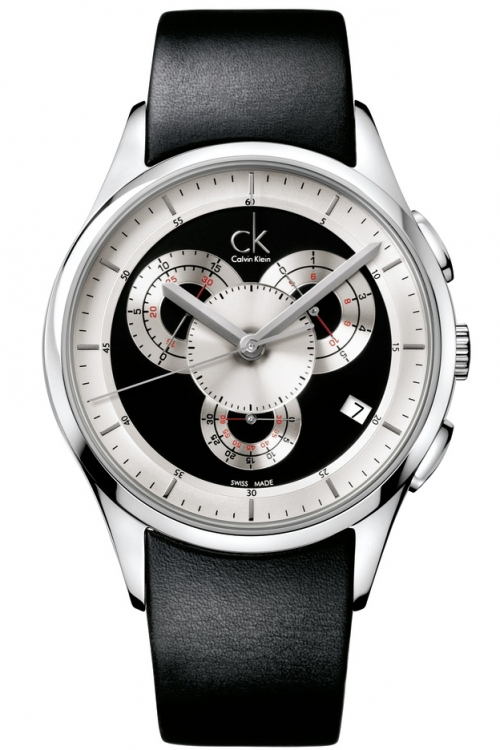 Mens Calvin Klein Basic Watch K2A27102