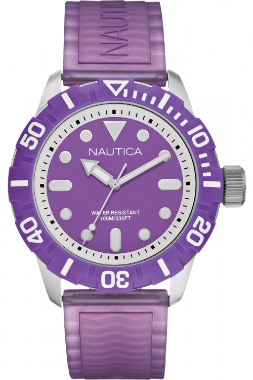 Mens Nautica NSR100 Watch A09606G