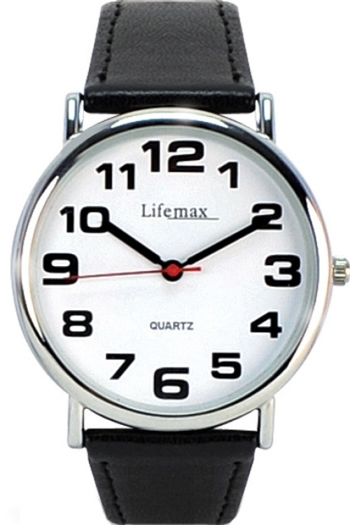 Mens Lifemax Clear Time Watch 421.1