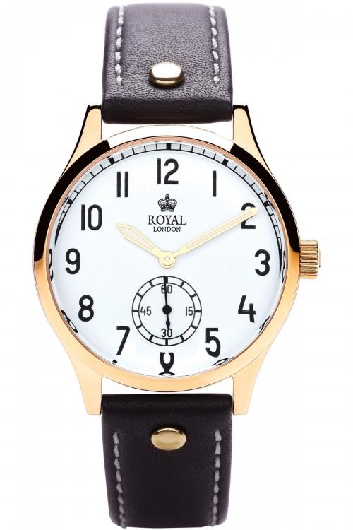Mens Royal London Vintage Watch 41109-02