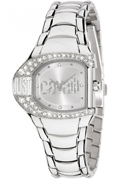 Ladies Just Cavalli Logo Watch