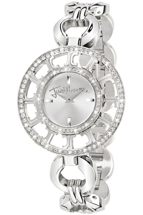 Ladies Just Cavalli Multilogo Watch