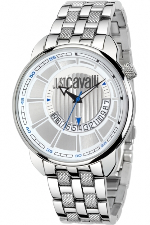 Mens Just Cavalli Earth Watch R7253181015