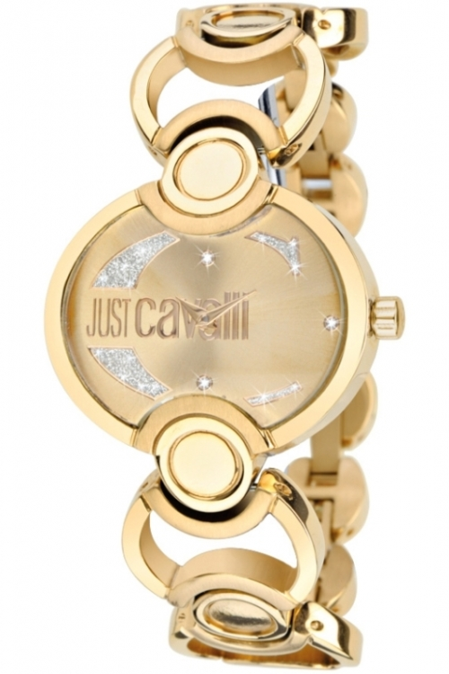 Ladies Just Cavalli Decor Watch