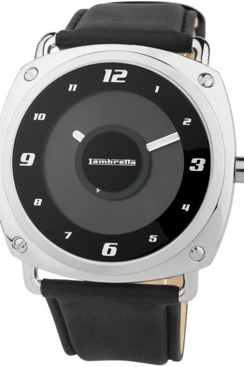 Mens Lambretta Brunori Leather Watch 2074/BLA