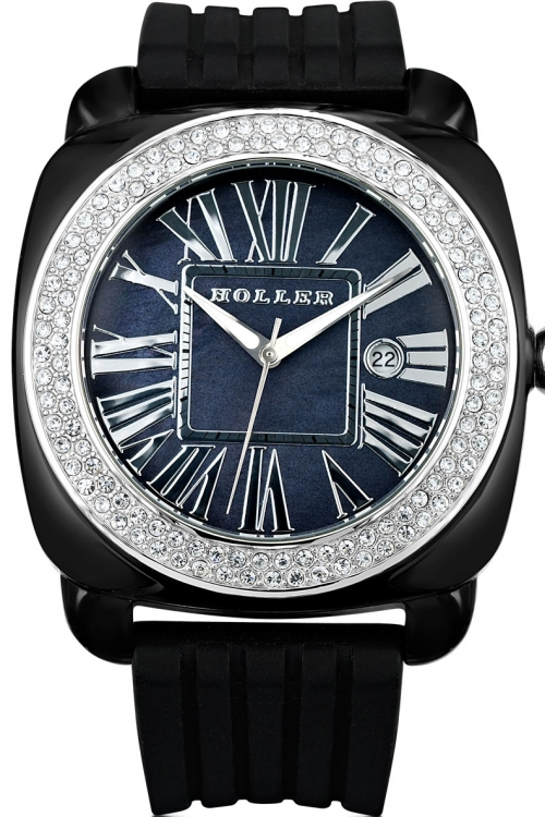 Ladies Holler Philly Glitz Black Watch