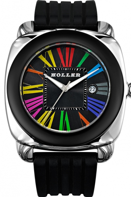 Ladies Holler Philly Multi Black Watch