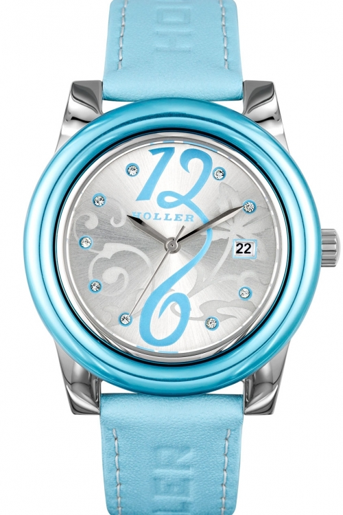 Ladies Holler Soozi Blue Watch