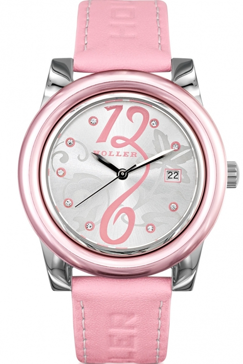Ladies Holler Soozi Pink Watch