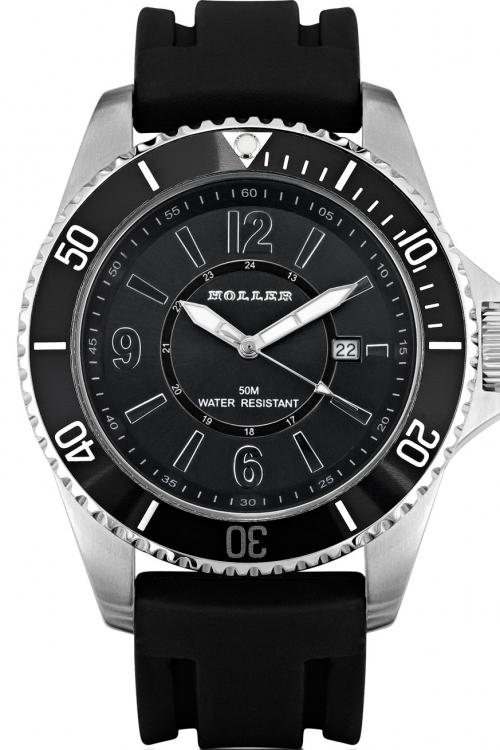 Mens Holler Harthon Black Watch HLW2189-1