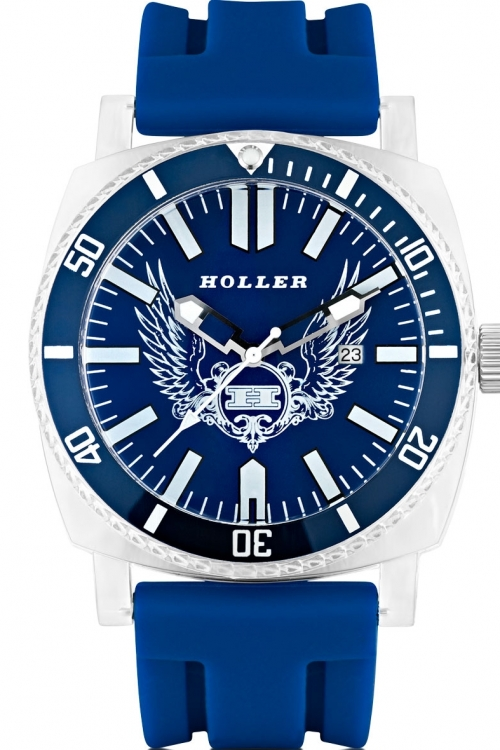 Mens Holler Chocolate City Navy Watch HLW2196-5