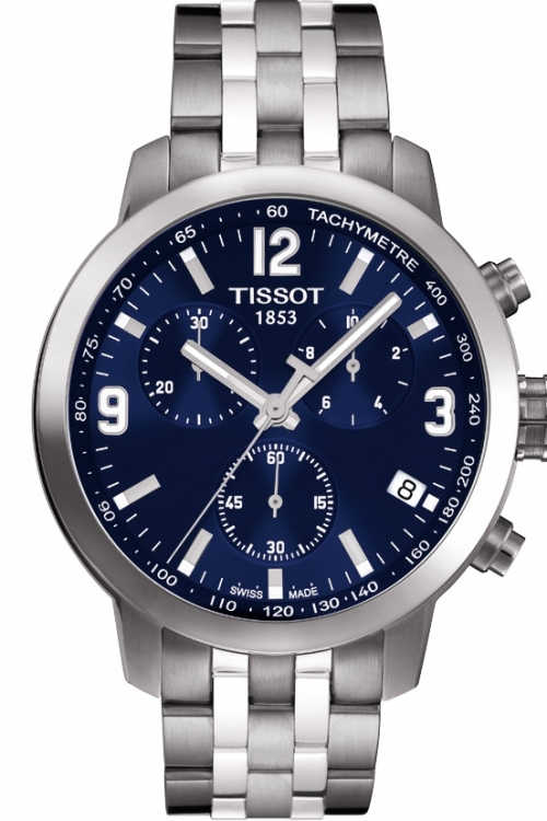 Mens Tissot PRC200 Chronograph Watch T0554171104700
