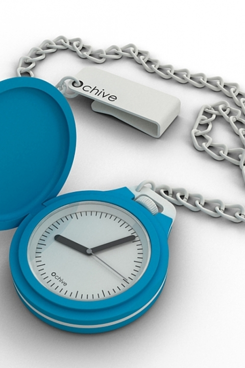 OClock O Chive Pocket Light Blue OCHV07