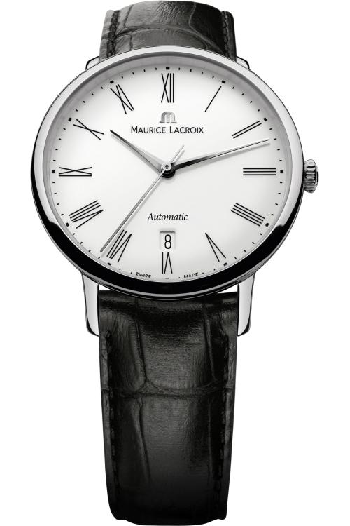 Mens Maurice Lacroix Les Classiques Tradition Automatic Watch LC6067-SS001-110