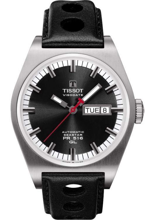 Mens Tissot Heritage PR516 Automatic Watch T0714301605100