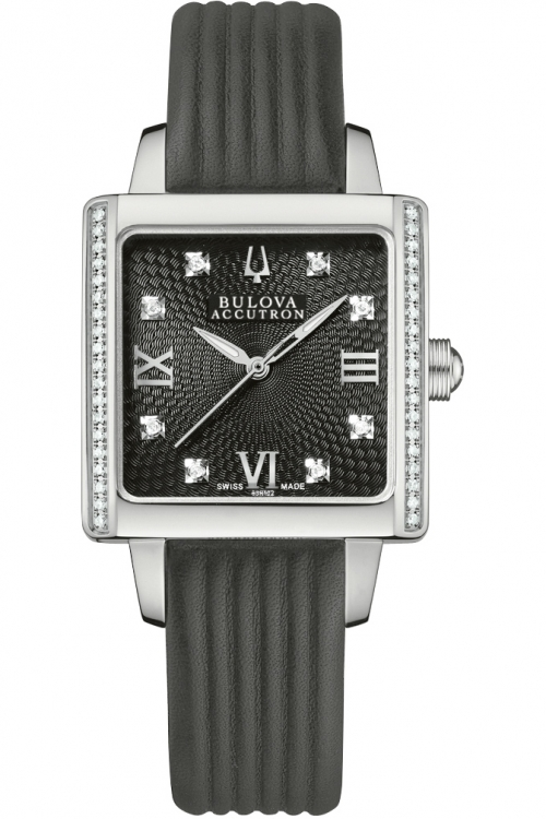 Ladies Bulova Accutron Masella Diamond Watch
