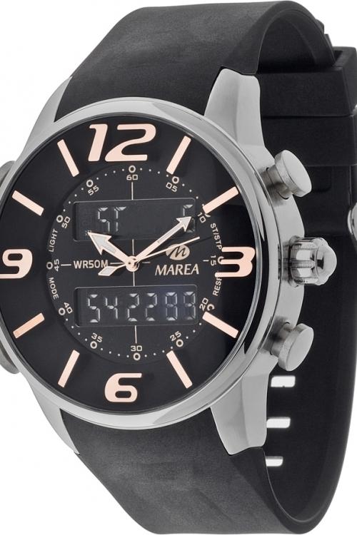 Mens Marea Alarm Chronograph Watch B35147/5