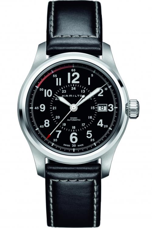 Mens Hamilton Khaki Field 40mm Automatic Watch H70595733