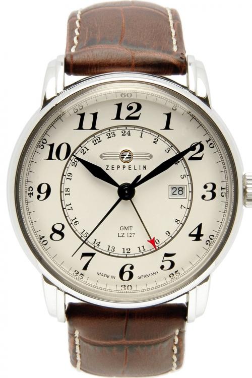 Mens Zeppelin LZ127 Watch 7642-5