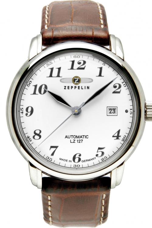 Mens Zeppelin LZ127 Automatic Watch 7656-4