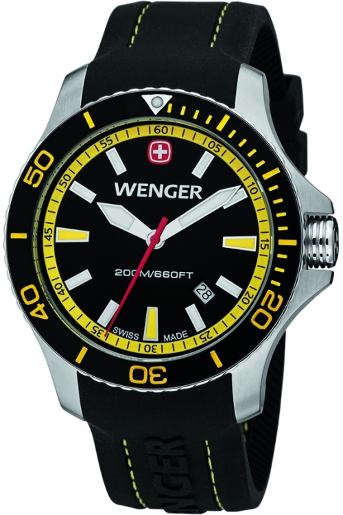 Mens Wenger Sea Force Watch 10641101